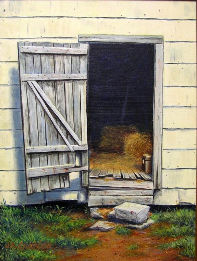 """""""On Welton Burden's Farm"""